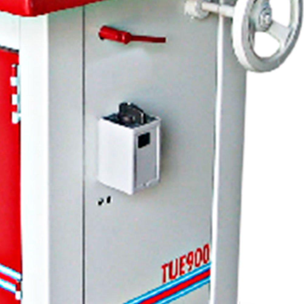 Tupia de Ferro Fundido 900 x 700mm com Velocidade 8000RPM Motor Trifásico 5CV/2P - Imagem zoom